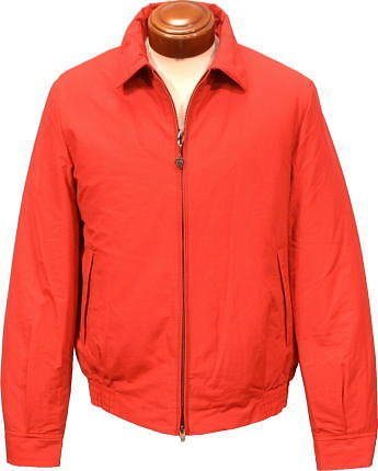 McGregor Anti-Freeze Jacket: Red