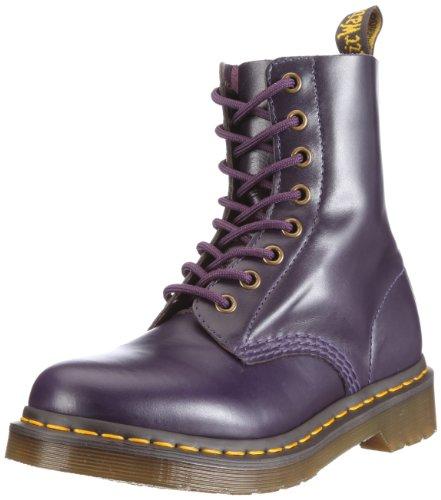 Dr. Martens Women's Pascal Potent Purple Lace Up Boot 13512500 7 UK
