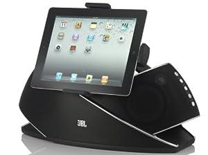 JBL ONBEAT XTREME- Station d'accueil sans fil pour iPod/iPhone/iPad Bluetooth Noir