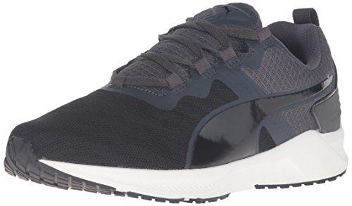 PUMA Men's Ignite Xt v2 Cross-Trainer Shoe, Puma Black/Asphalt, 10.5 M US