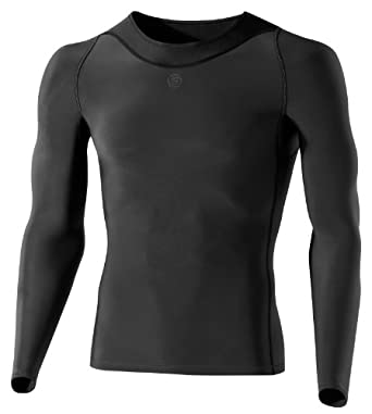 SKINS Mens Ry400 Recovery Long Sleeve Top by Skins