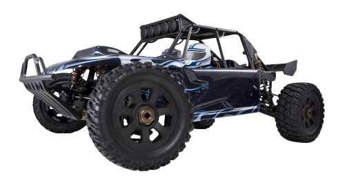 Redcat Racing Rampage Chimera EP PRO Sand Rail Brushless Electric Car, Black/Blue, 1/5 Scale