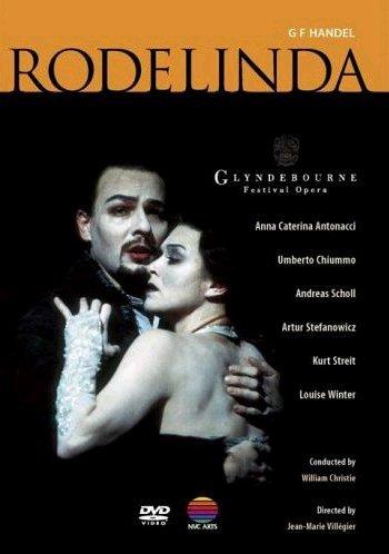 Rodelinda [DVD] [2011]