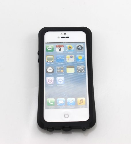 Buy  Vanbox New Arrival 3 Proofings Case for Iphone 5 waterproof case for iphone 5/5S/5C dustproof shockproof (WHITE)