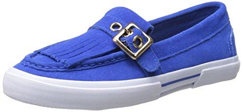isaac-mizrahi-monroe-damen-us-7-blau-slipper