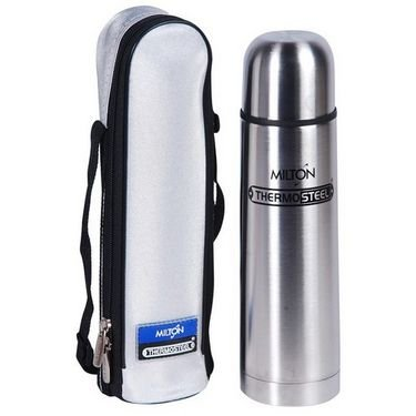 Milton Thermosteel Flask, 350ml (EC-TMS-FIS-0044_STEEL)