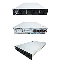 High-End HP PL DL380 G7 2 x 2.40Ghz E5645 6C 72GB 3x 160GB SSD 13x 500GB SAS (Certified Refurbished)