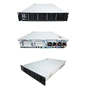 HP ProLiant DL380 G7 2x 2.40Ghz E5645 Six Core 64GB 16x 1TB SAS Rails (Certified Refurbished)