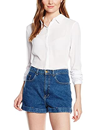 TOM TAILOR Denim Blusa (Blanco)