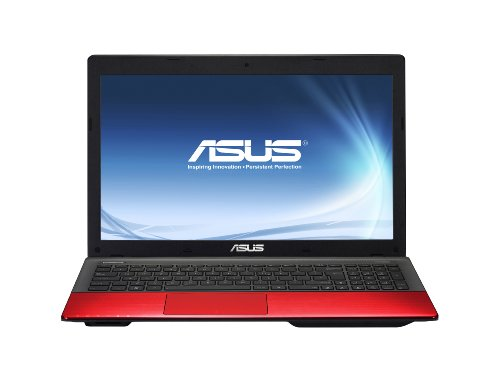 ASUS A55A-AB31-RD 15.6-Inch LED Laptop (Red)