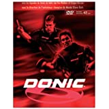 Donic - Dvd Technique Tactiques Astuces de ping pong tennis de table