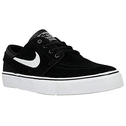 Nike Bambino Stefan Janoski (GS) Scarpe da skate nero Size: 38