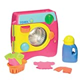 Tomy Aqua Fun Bathtime Whirly Washerby Tomy