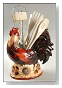 Golden Rooster Utensil andTool Set