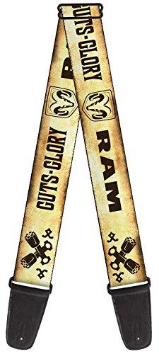 dodge-automobile-company-guts-glory-ram-guitar-strap
