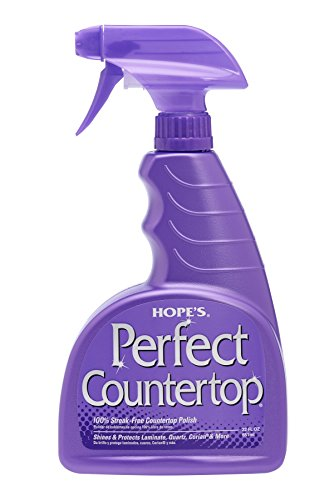 Hope's Perfect Countertop Polish, 22-Ounce (Deep Cleaner For Dupont Corian compare prices)