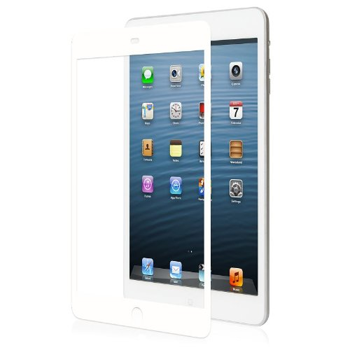 Moshi iVisor Screen Protector AG (Anti-Glare) for iPad Mini (White) (Ivisor Ipad Mini compare prices)