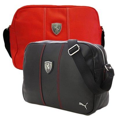 Official Puma Ferrari LS Reporter Bag