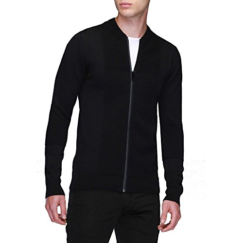 Antony Morato -  Cardigan  - Uomo nero Medium