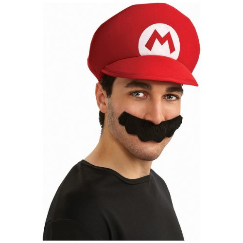 Super Mario Bros Mario Kit - Costumes & Accessories & Costume Props & Kits
