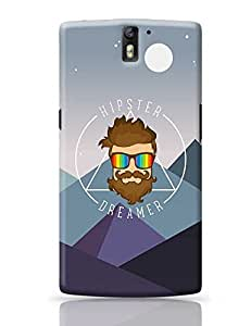 PosterGuy OnePlus One Case Cover - Hipster   Designed by: ZeroGravity