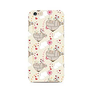 Ebby Heart is a Machine Premium Printed Case For Apple iPhone 6 Plus/6s Plus