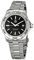 TAG Heuer Men's WAP1110.BA0831 Aquaracer Black Dial Watch from TAG Heuer