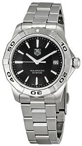 TAG Heuer Men's WAP1110.BA0831 Aquaracer Black Dial Watch from TAG Heuer