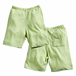Babysoy  Soft Shorts , Tea 12 18 Months