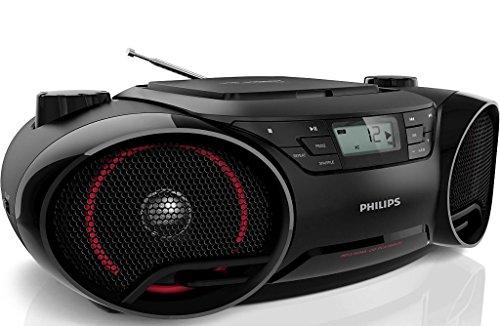Philips Az3811 Soundmachine Portable Boombox Mp3 Cd Player
