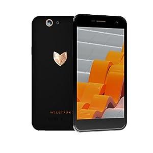 Wileyfox Spark X Cyanogen Dual SIM-Free Smartphone - Black