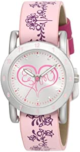 Esprit Kids' ES000U54005 Pretty in Pink Interchangeable Strap Watch