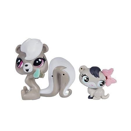 Littlest Pet Shop Pet Pawsabilities Pepper Clark & Dawn Ferris by Littlest Pet Shop