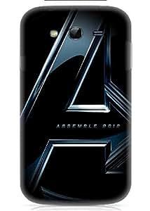 Spygen Premium Quality Designer Printed 3D Lightweight Slim Matte Finish Hard Case Back Cover For Samsung Galaxy Grand Duos I9082