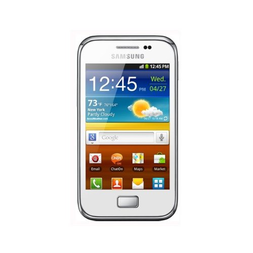 Link to SAMSUNG GT-S7500L Unlocked Cellphone – US Warranty – Chic White SALE