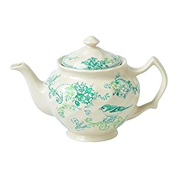 Johnson Brothers Vintage Charm Teapot 1.2 Ltr, 1.2 L, Multicolored
