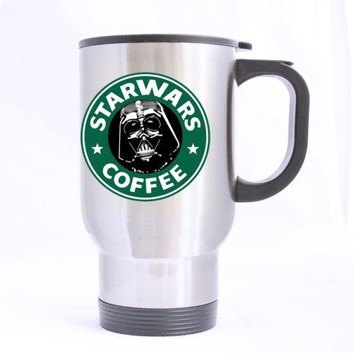 Termo de Starbucks con diseño de Star Wars
