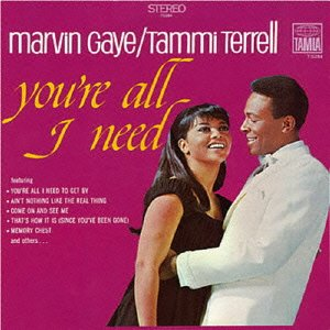 Marvin Gaye and Tammi Terrell-Youre All I Need-Remastered-CD-FLAC-2013-0MNi Download
