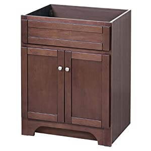 Bathroom Vanity on Foremost Coca2421 Columbia 24 Inch Bathroom Vanity With 2 Doors