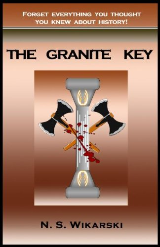 N.S. Wikarski's The Granite Key Is Our New Thriller of the Week Sponsor!