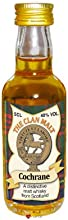 Cochrane Clan Whisky Collectable Miniature Bottle