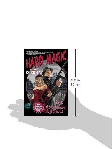Hard Magic (Grimnoir Chronicles 1)