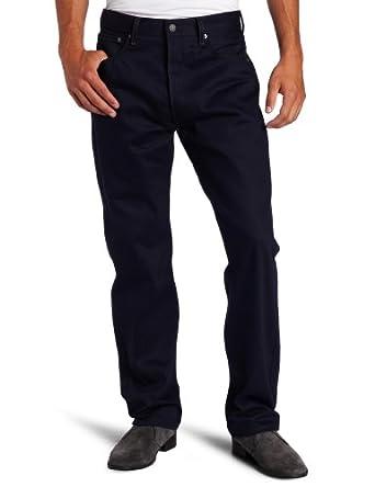 Levi's Men's 501 Shrink To Fit Jean, Postal Rigid, 30x30