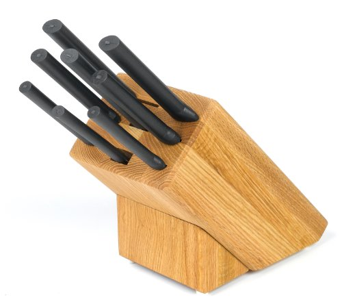 Rada Cutlery G243 Colossal Knife Oak Block Set