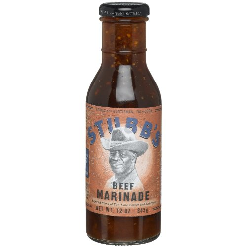 Stubbs Beef Marinade 340 g (Pack of 3)
