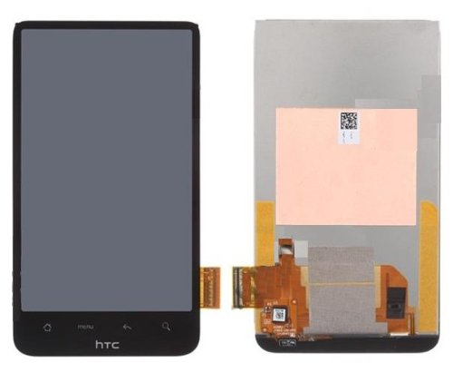 Epartsolution-Htc Inspire 4G Oem Lcd Touch Screen Glass Lens Screen Digitizer Assembly Htc Logo Replacement Part Usa Seller front-611577