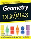 img - for Geometry For Dummies 2nd (second) edition book / textbook / text book