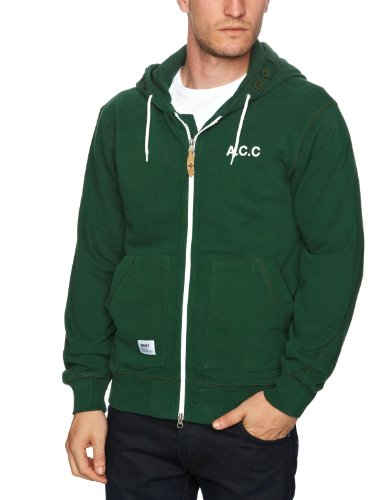 Addict Surplus Men's Sweatshirt Green Medium