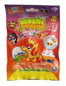 Moshi Monsters Moshlings Series 2 - 1 Pack Mystery Figure (with In-Game Code) - 1