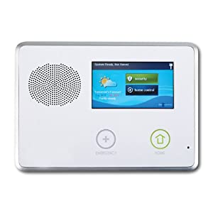 Brand New, 2GIG - Security Panel 2-GIG 345 GO CNTRL (Security / Surveilance - Monitoring Security and Control Systems)